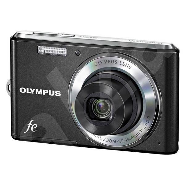 Olympus FE-4050 black - Digitální fotoaparát