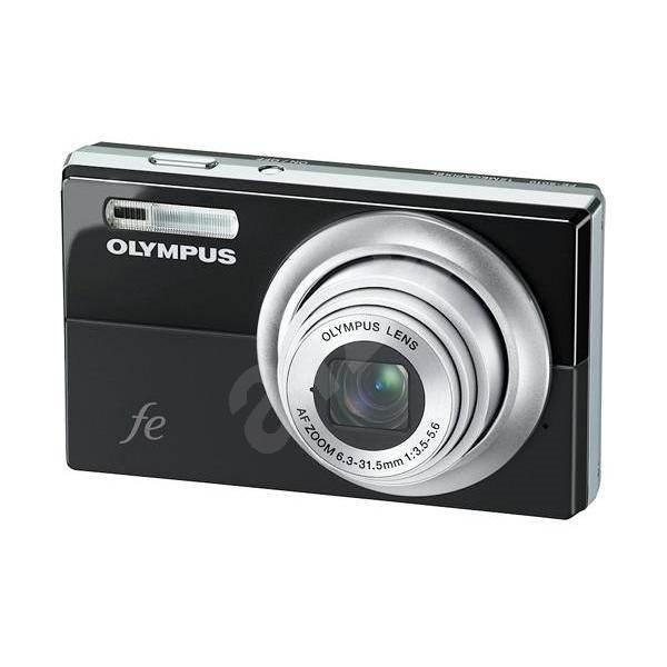 Olympus FE-5010 černý - Digitální fotoaparát
