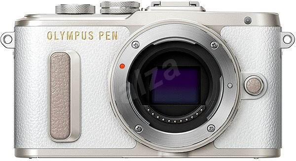 Olympus PEN E-PL8 tělo bílé - Digitální fotoaparát