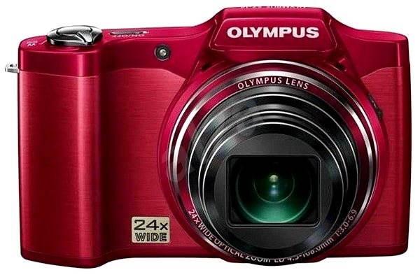 Olympus SZ-14 red - Digitální fotoaparát