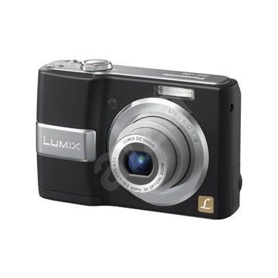 Panasonic LUMIX DMC-LS80E-K černý - Digitální fotoaparát
