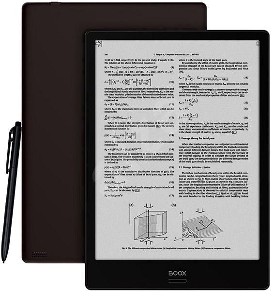 "ONYX BOOX Note Pro 10.3"" - Elektronická čtečka knih"