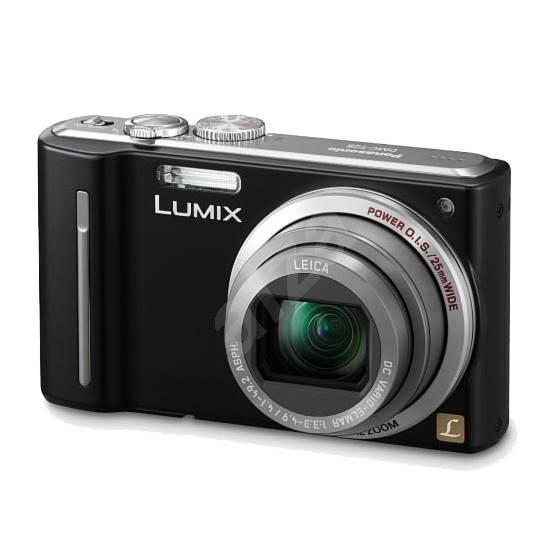 Panasonic LUMIX DMC-TZ8EP-K černý - Digitální fotoaparát