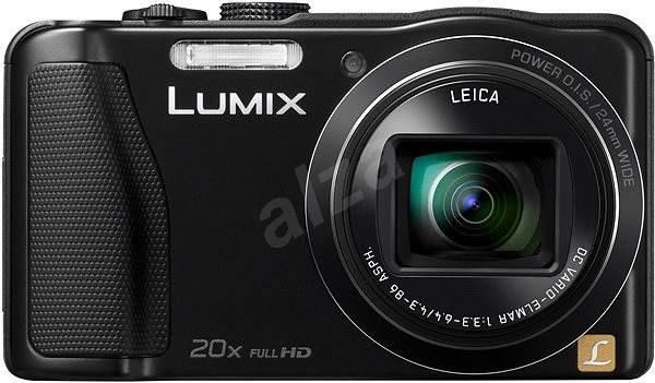 Panasonic LUMIX DMC-TZ35 černý - Digitální fotoaparát