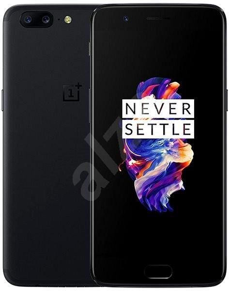 OnePlus 5 128GB Slate Grey - Mobilní telefon
