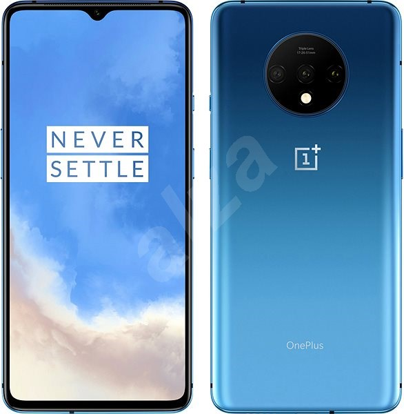 OnePlus 7T gradientní modrá - Mobilní telefon