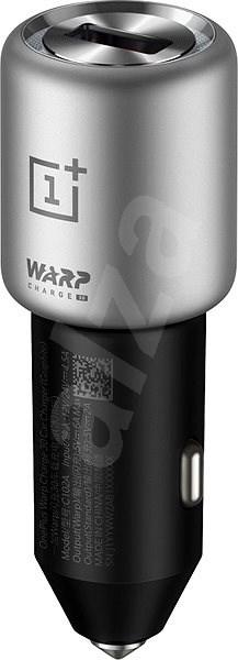OnePlus Warp Charge 30 Car Charger (Graphite) - Nabíječka do auta