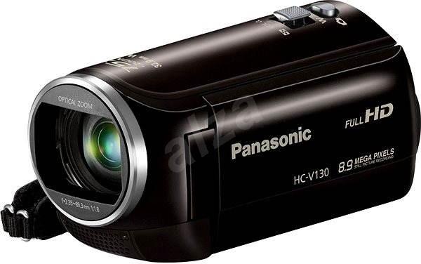 Panasonic HC-V130EP-K černá - Digitální kamera
