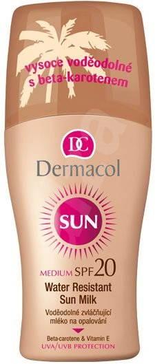 DERMACOL SUN Sun lotion SPF 20 spray (200 ml) - Sun Spray