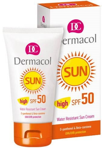 DERMACOL SUN Moisturizing Sun Cream SPF 50 (50 ml) - Sunscreen