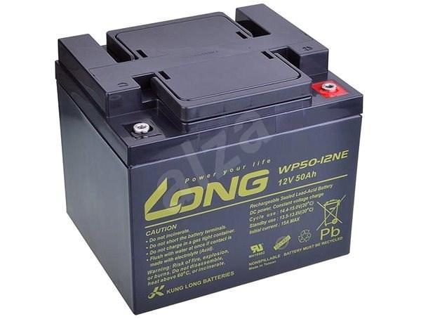 Long 12V 50Ah olověný akumulátor DeepCycle F8 (WP50-12NE) - Nabíjecí baterie