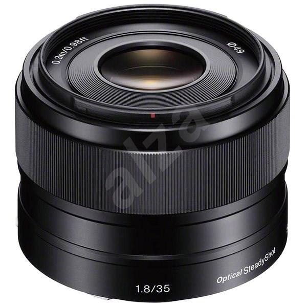 Sony 35mm f/1.8 - Objektiv
