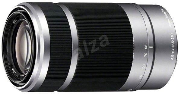 Sony 55-210mm f/4.5–6.3 - Objektiv