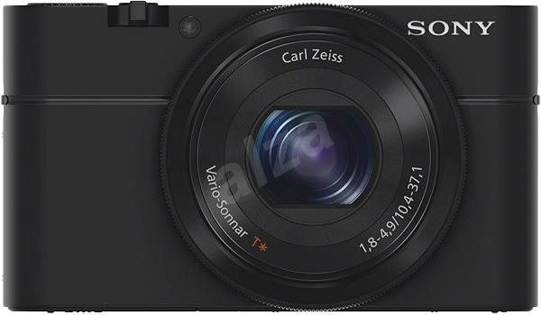 SONY DSC-RX100 - Digitální fotoaparát