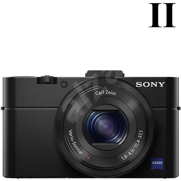 SONY DSC-RX100 II - Digitální fotoaparát
