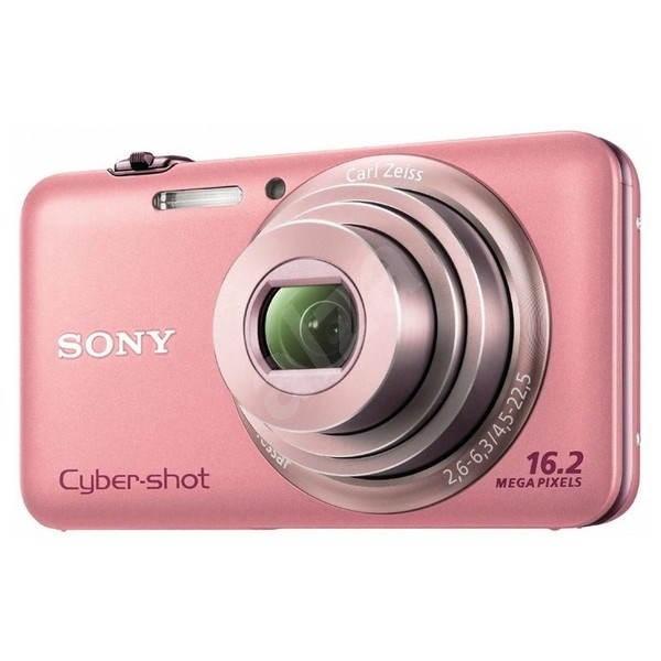 Sony CyberShot DSC-WX7P růžový - Digitální fotoaparát