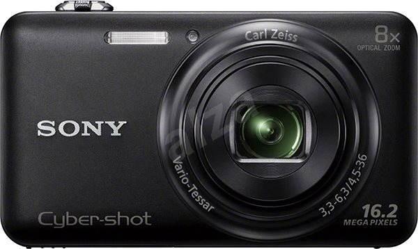 Sony CyberShot DSC-WX80 černý - Digitální fotoaparát