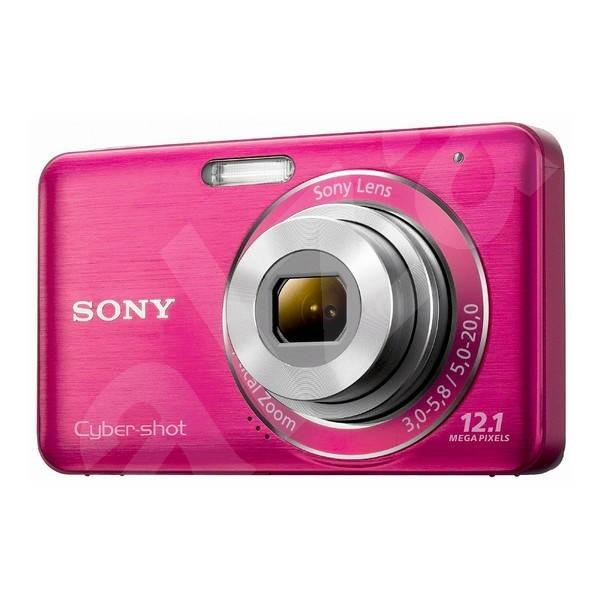 Sony CyberShot DSC-W310P růžový - Digitální fotoaparát