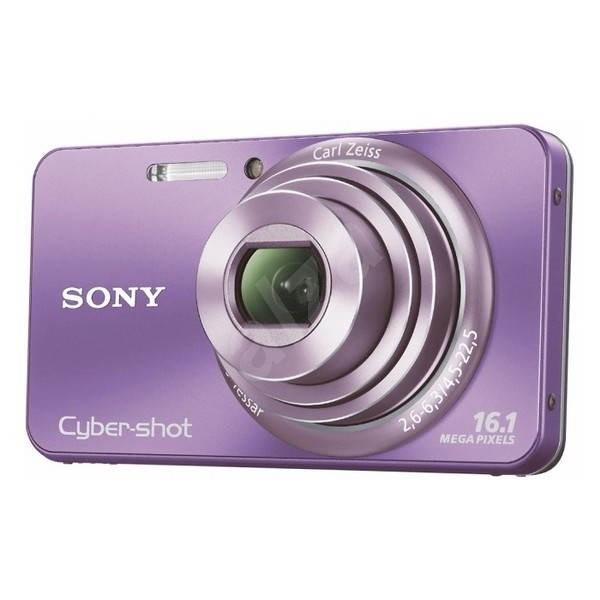 Sony CyberShot DSC-W570V filalový - Digitální fotoaparát