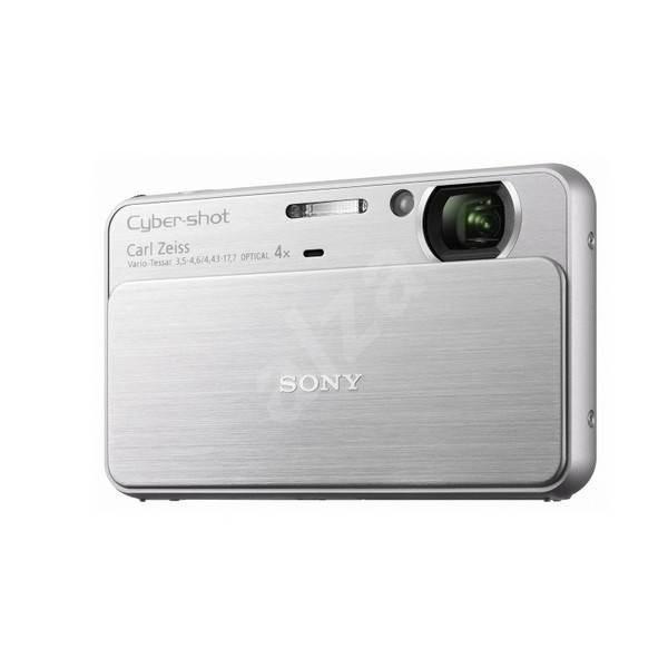 Sony CyberShot DSC-T99S stříbrný - Digitální fotoaparát