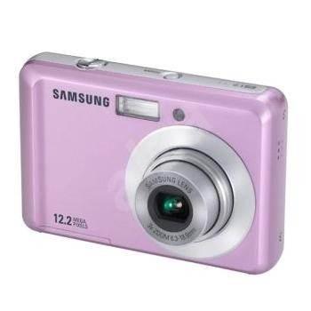 Samsung ES17 růžový (pink) - Digitální fotoaparát