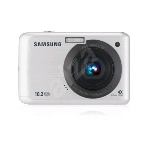 Samsung ES20 bílý - Digitální fotoaparát