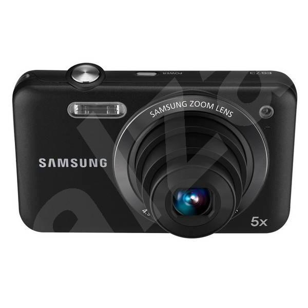 Samsung EC-ES73 černý - Digitální fotoaparát