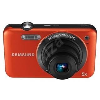 Samsung EC-ES73 oranžový - Digitální fotoaparát
