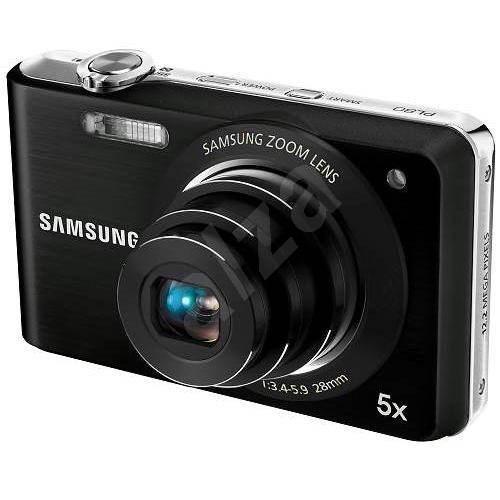 Samsung PL80 černý - Digitální fotoaparát