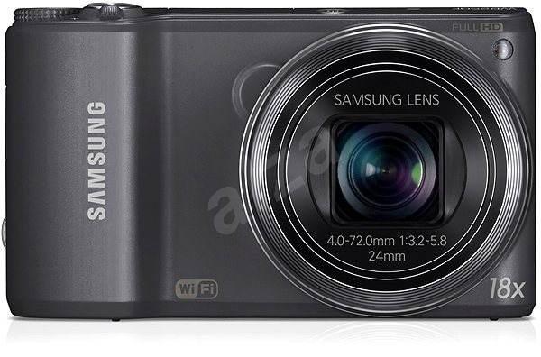 Samsung WB250F gun metal - Digitální fotoaparát