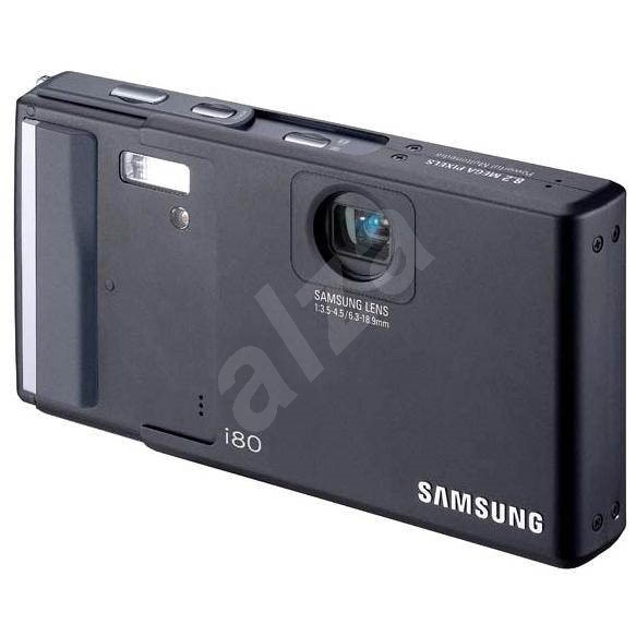 Samsung i80 černý - Digitální fotoaparát