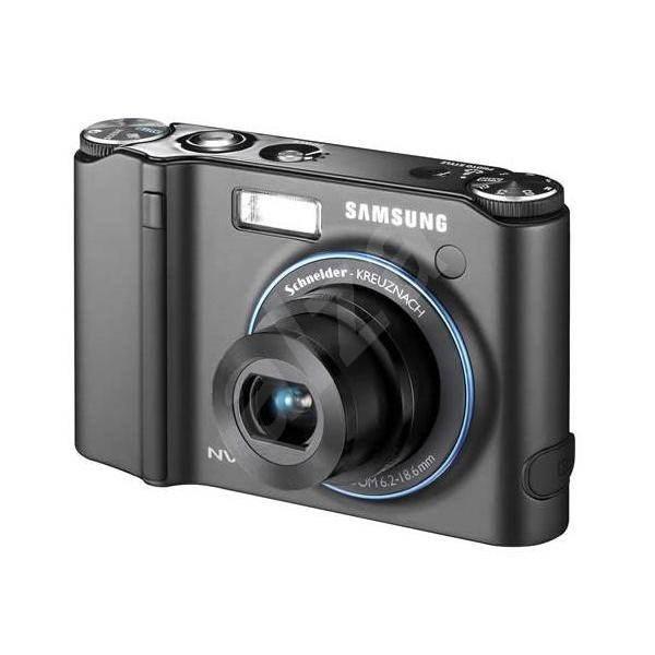 Samsung NV30 černý - Digitální fotoaparát