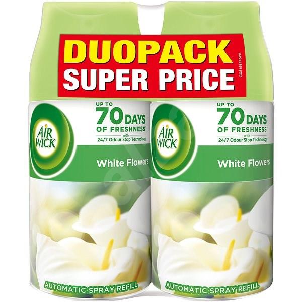 AIR WICK Freshmatic náplň DUO Bílé květy frézie 2 × 250 ml - Osvěžovač vzduchu