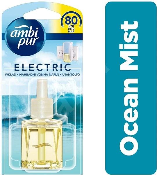AMBI PUR Electric Ocean Mist náplň 20ml - Osvěžovač vzduchu