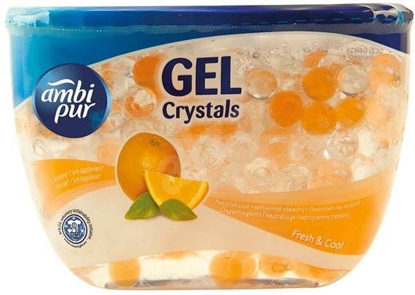 AMBI PUR Gel Crystals Fresh & Cool 150 g - Osvěžovač vzduchu