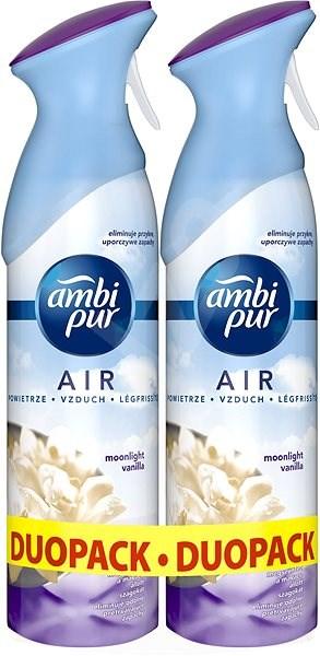 AMBI PUR Moonlight Vanilla 2 × 300 ml - Osvěžovač vzduchu