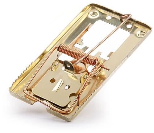 PAPÍRNA MOUDRÝ Metal Mousetrap - Mouse Trap