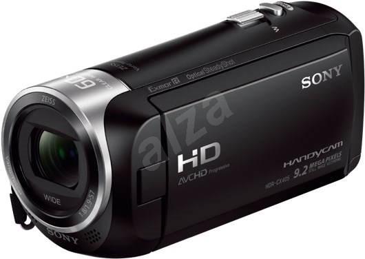 Sony HDR-CX405 černá - Digitální kamera