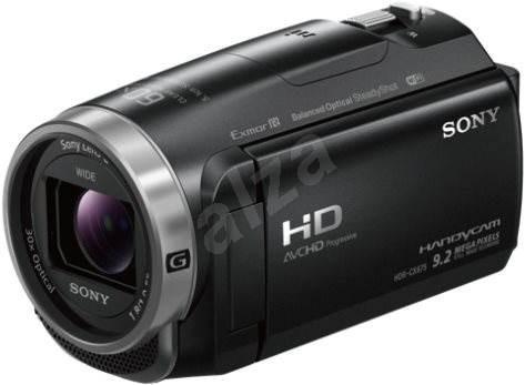 Sony HDR-CX625B - Digitální kamera