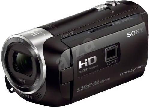 Sony HDR-PJ240 černá - Digitální kamera