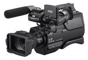 Sony HVR-HD1000E Profi - Digitální kamera