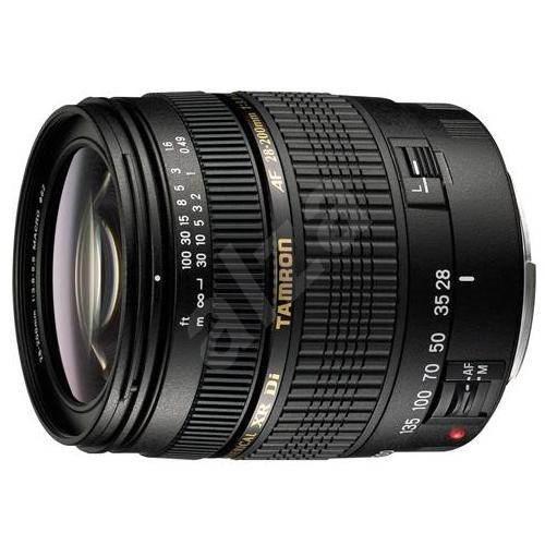 TAMRON AF 28-200mm F/3.8-5.6 XR Di pro Pentax Asp. (IF) Macro - Objektiv