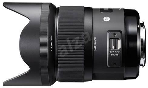SIGMA 35mm f/1.4 DG HSM ART Sony - Objektiv