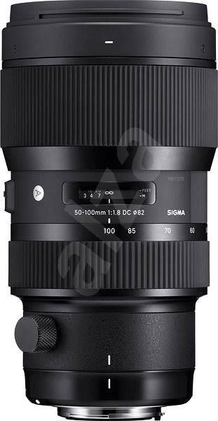 SIGMA 50-100mm f/1.8 DC HSM ART Nikon - Objektiv