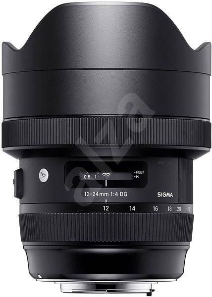 SIGMA 12-24mm f/4.0 DG HSM Art pro Nikon - Objektiv