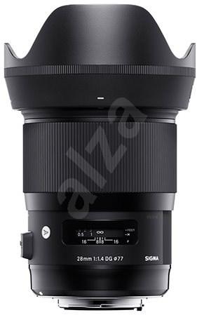 Sigma 28mm f/1.4 DG HSM ART Nikon F Mount - Objektiv