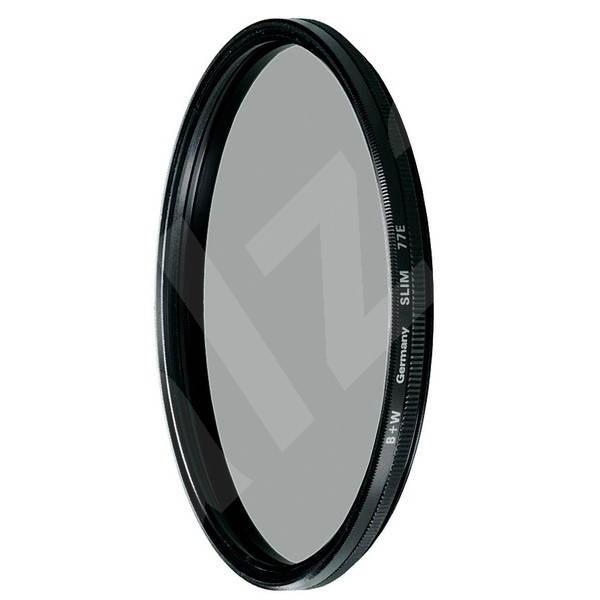 B+W cirkulární pro průměr 58mm SLIM - Polarizační filtr