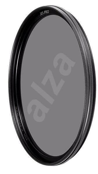 B+W cirkulární pro průměr 49mm C-POL Käsemann MRC Nano XS-Pro HTC - Polarizační filtr