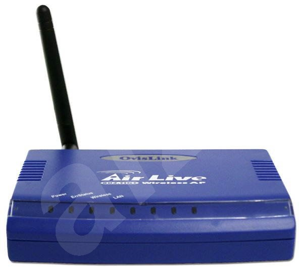 OvisLink AirLive WL-8000AP Access Point - 802.11b/g+ (11/54/108Mbps) -