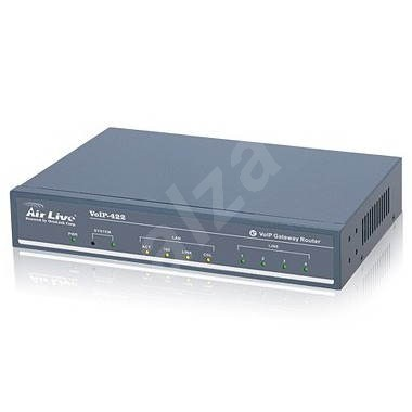 Ovislink AirLive VoIP-422  - VoIP brána
